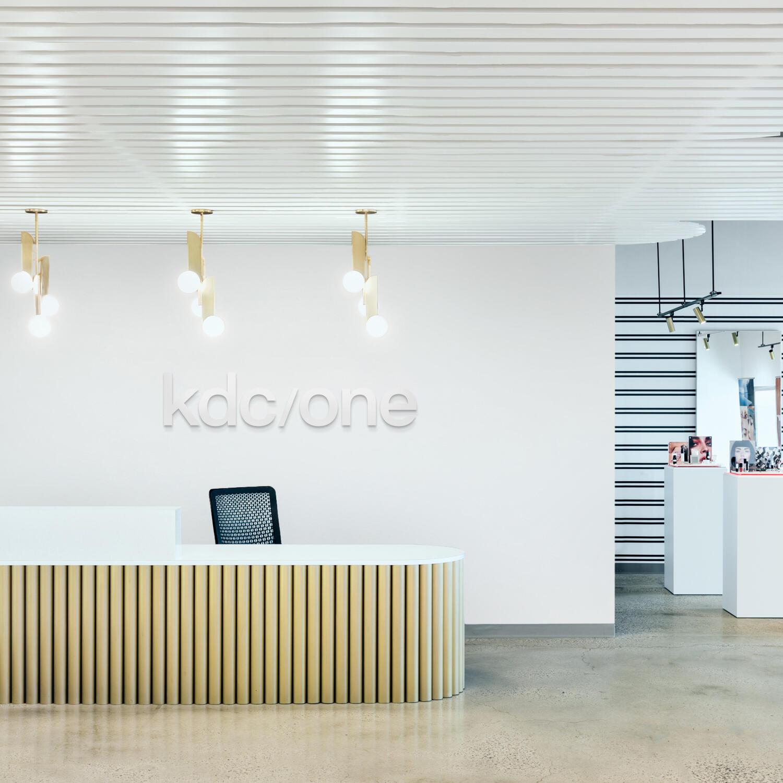réception bureau kdc/one Saddle Brook